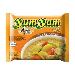 NOUILLE INSTANT CURRY 60G...