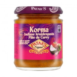 PATE KORMA CURRY 165G PATAK'S