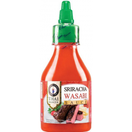 SRIRACHA WASABI 200ML THAI...