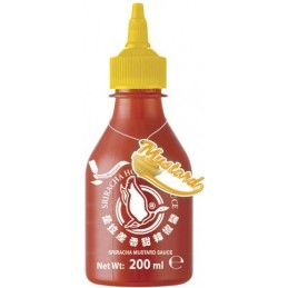SRIRACHA MOUTARDE 200ML...