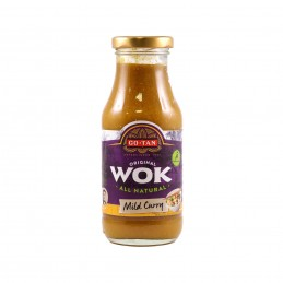 SAUCE WOK CURRY DOUX 240ML...