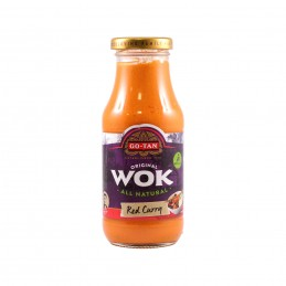 SAUCE WOK CURRY ROUGE 240ML...