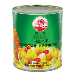 COCKTAIL FRUITS 460G COCK