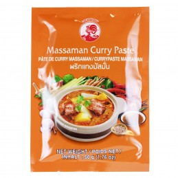 PATE CURRY MATSAMAN 50G COCK