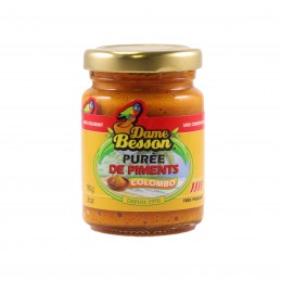 PUREE PIMENT COLOMBO 90G...