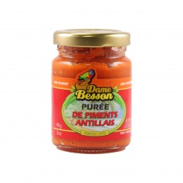 PUREE PIMENT ANTILLAIS 90G...