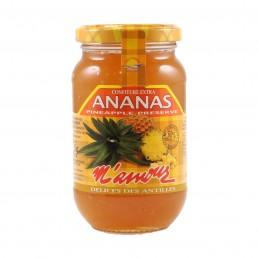 CONFITURE ANANAS 325G M'AMOUR