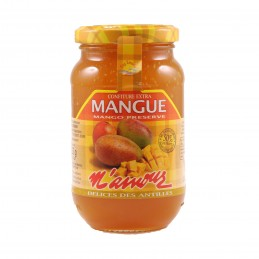 CONFITURE MANGUE 325G M'AMOUR
