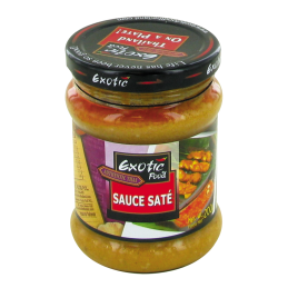 SAUCE SATE 200G EXOTIC FOOD