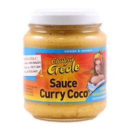 SAUCE CURRY COCO 200G...