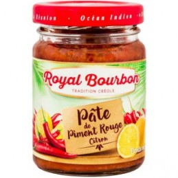 PATE PIMENT ROUGE CITRON...