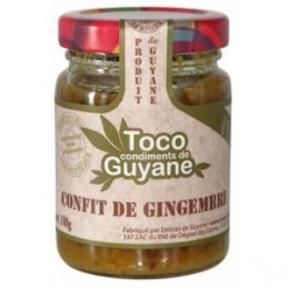 CONFIT GINGEMBRE 100G TOCO