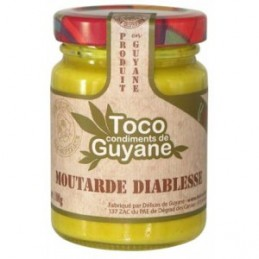 MOUTARDE DIABLESSE 95G TOCO