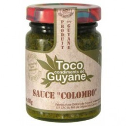 SAUCE COLOMBO 100G TOCO