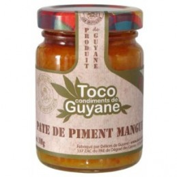 PATE PIMENT MANGUE 100G TOCO