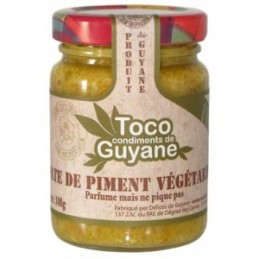 PATE PIMENT VEGETARIEN 100G...