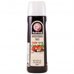 SAUCE WORCESTERSHIRE 500ML...