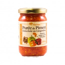 PUREE PIMENT GINGEMBRE 200G...