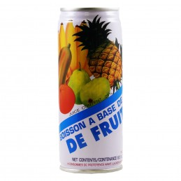 JUS COCKTAIL DE FRUIT 250ML...