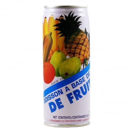 JUS COCKTAIL DE FRUIT 250ML (THAI) COCK