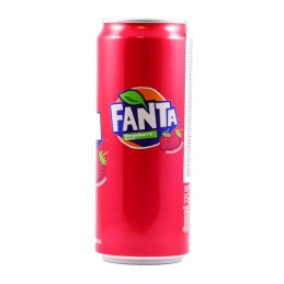 FANTA (THAI) ROUGE 325ML