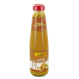 SAUCE CACAHUETE 226G LEE...