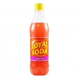 SODA TROPICAL 50CL ROYAL SODA