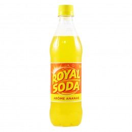 SODA ANANAS 50CL ROYAL SODA
