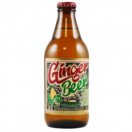 VITAMALT GINGER BEER SANS ALCOOL 330ML