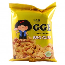 CHIPS NOUILLE GOUT BBQ 80G GGE