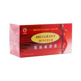 THE BRULGRAICE MINCEUR 30G...