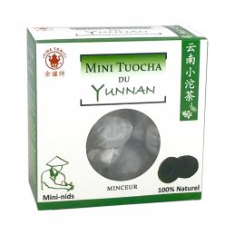 THE YUNNAN TUOCHA ROND MINI...