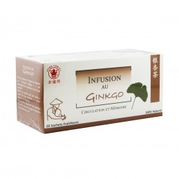 INFUSION GINKGO 30G FINETONIC