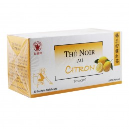 THE NOIR CITRON 40G FINETONIC